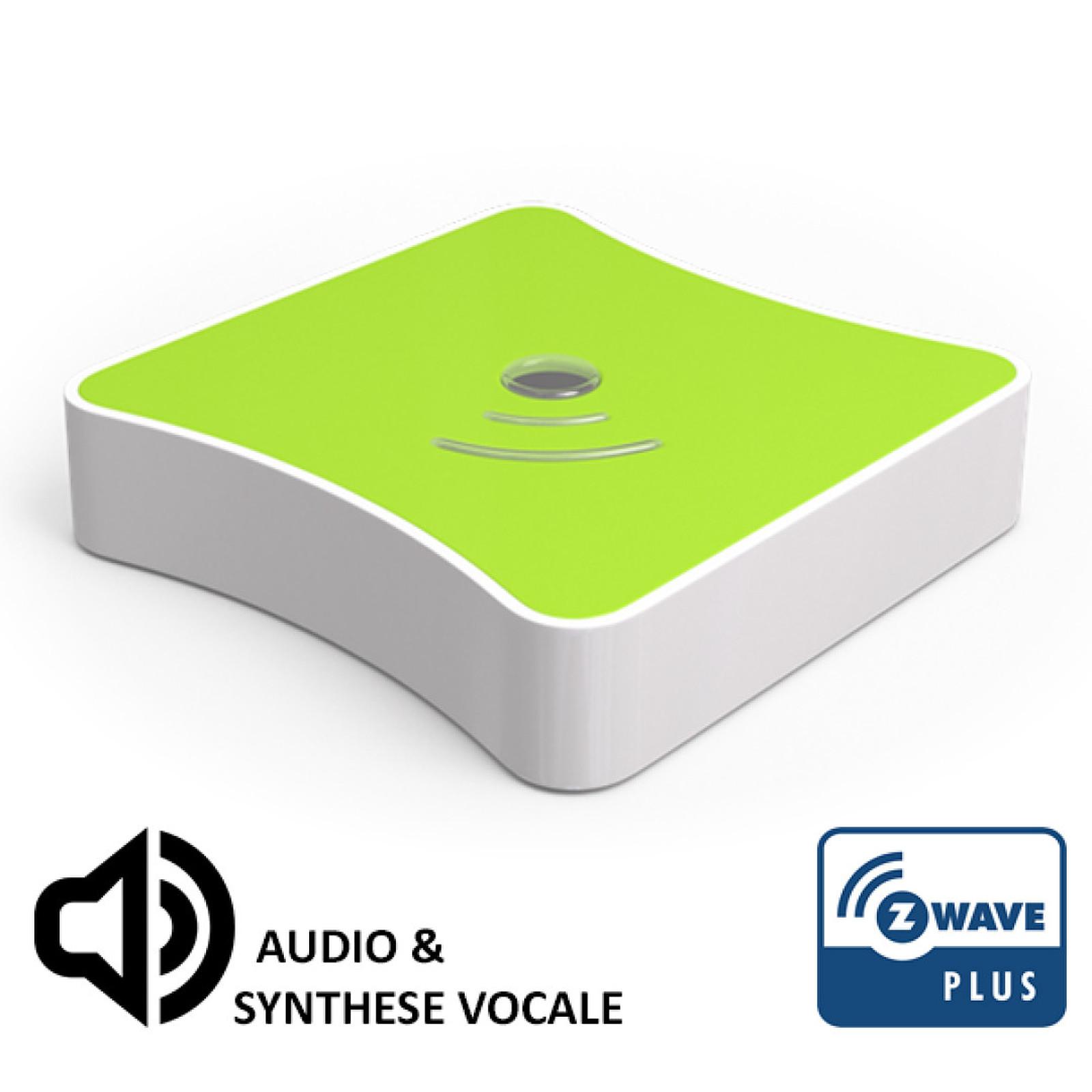 Connected Object Contrôleur Domotique Eedomus Plus Avec Z-wave+ EEDOMUS_PLUS