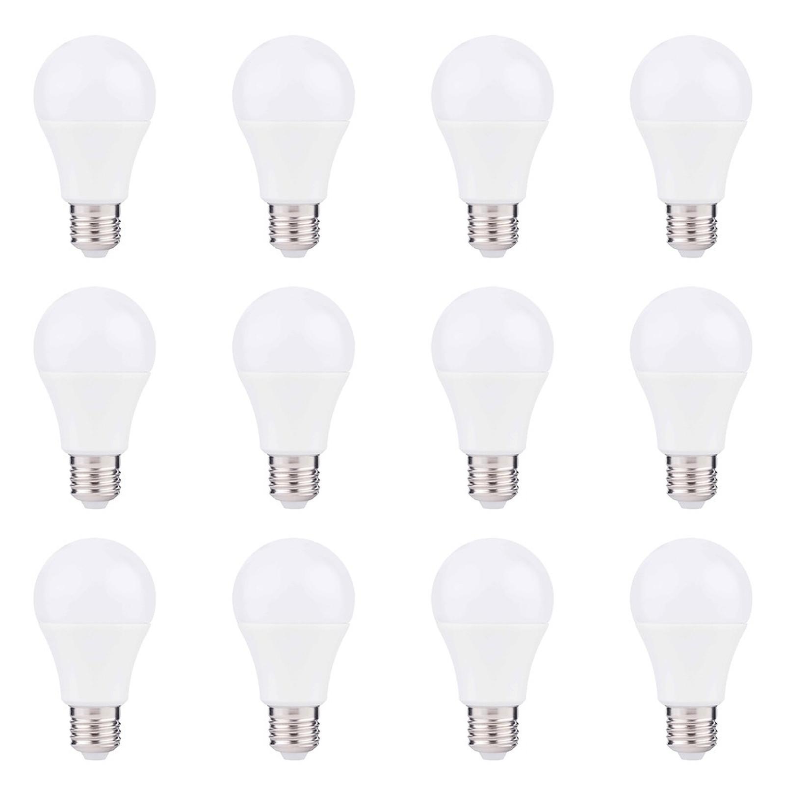 FamilyLed Lot De 12 Ampoules Led 15w Blanc Naturel FAM_LOT12_A70154A