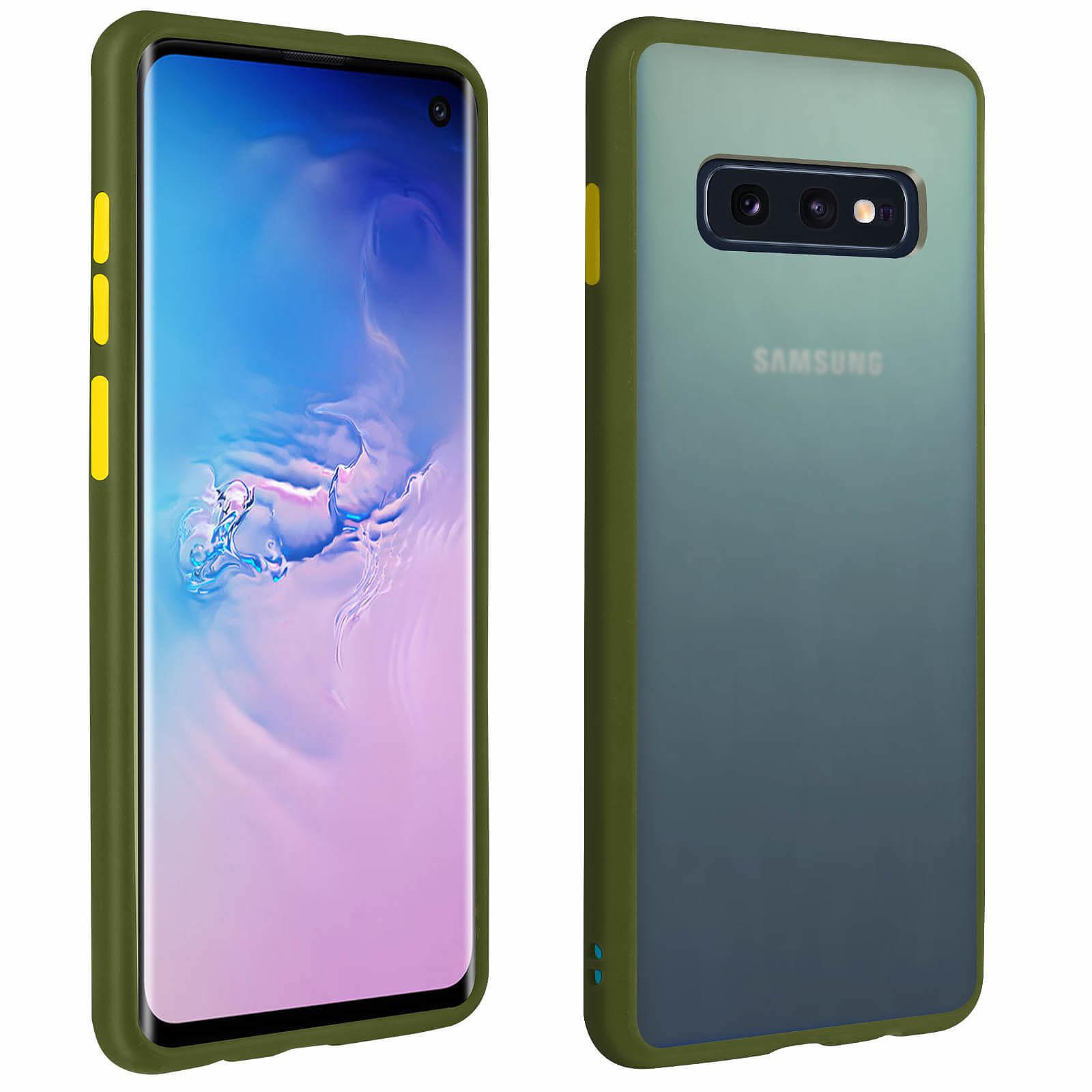 Avizar Coque Vert pour Samsung Galaxy S10e - Coque téléphone Avizar sur LDLC