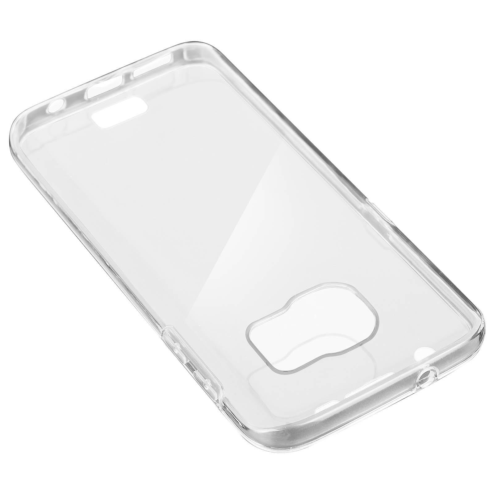 Avizar Coque Transparent pour Samsung Galaxy S7