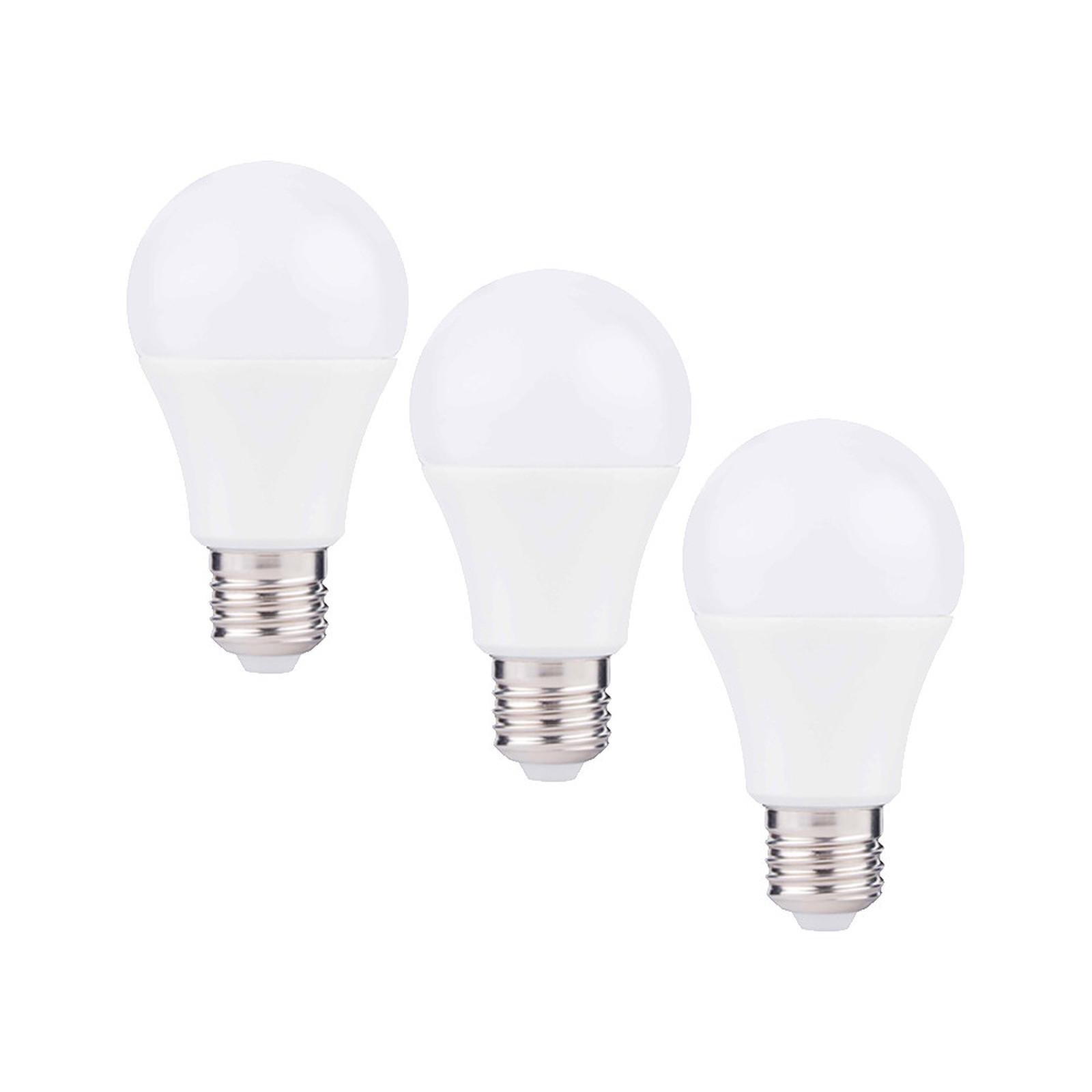 FamilyLed Lot De 3 Ampoules Led 15w Blanc Naturel FAM_LOT3_A70154A