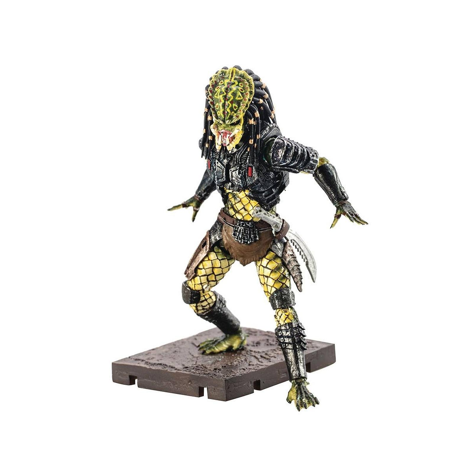 Predator 2 - Figurine 1/18 Lost Predator Previews Exclusive 11 cm