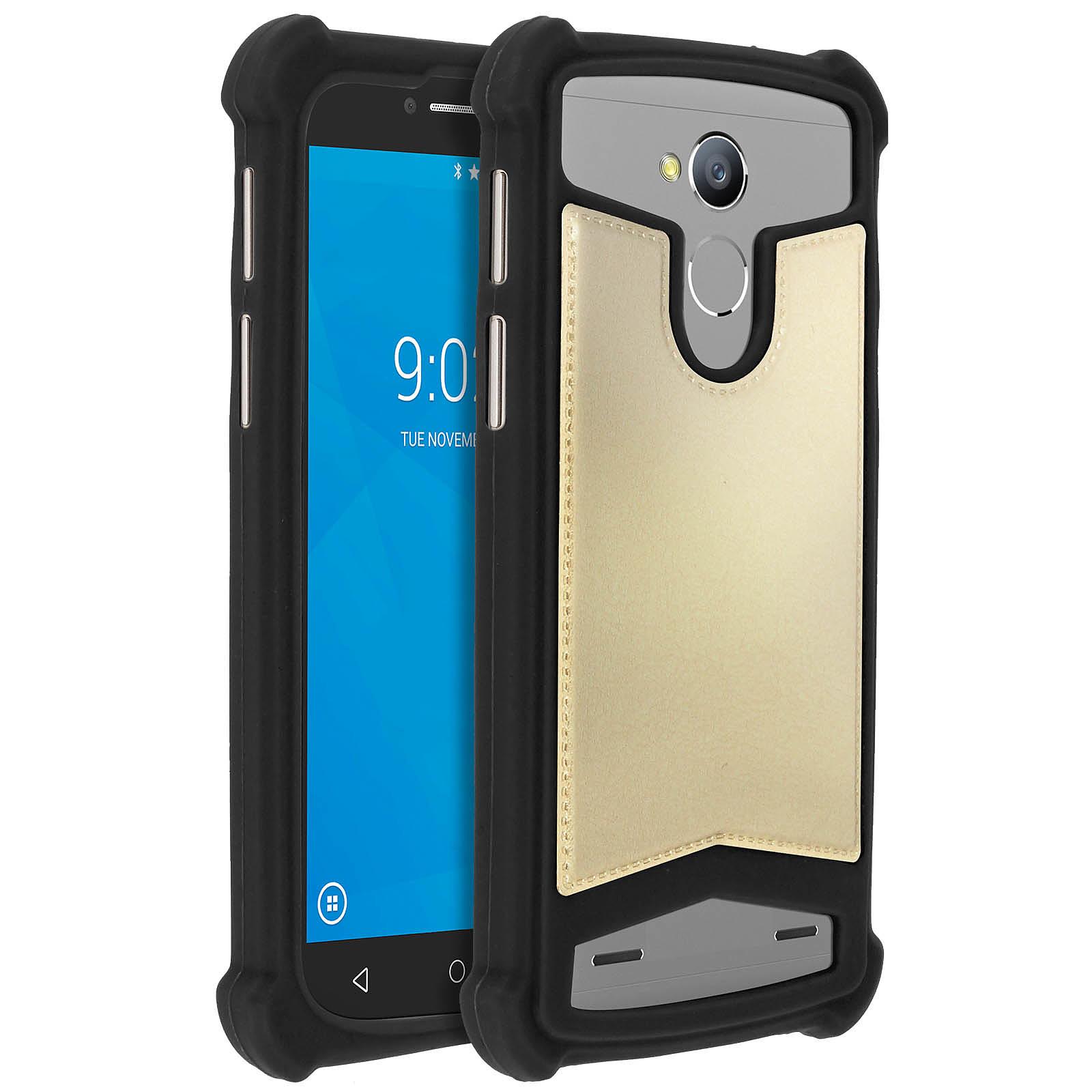 Avizar Coque Multicolore pour Smartphones de 4.3' à 4.7'