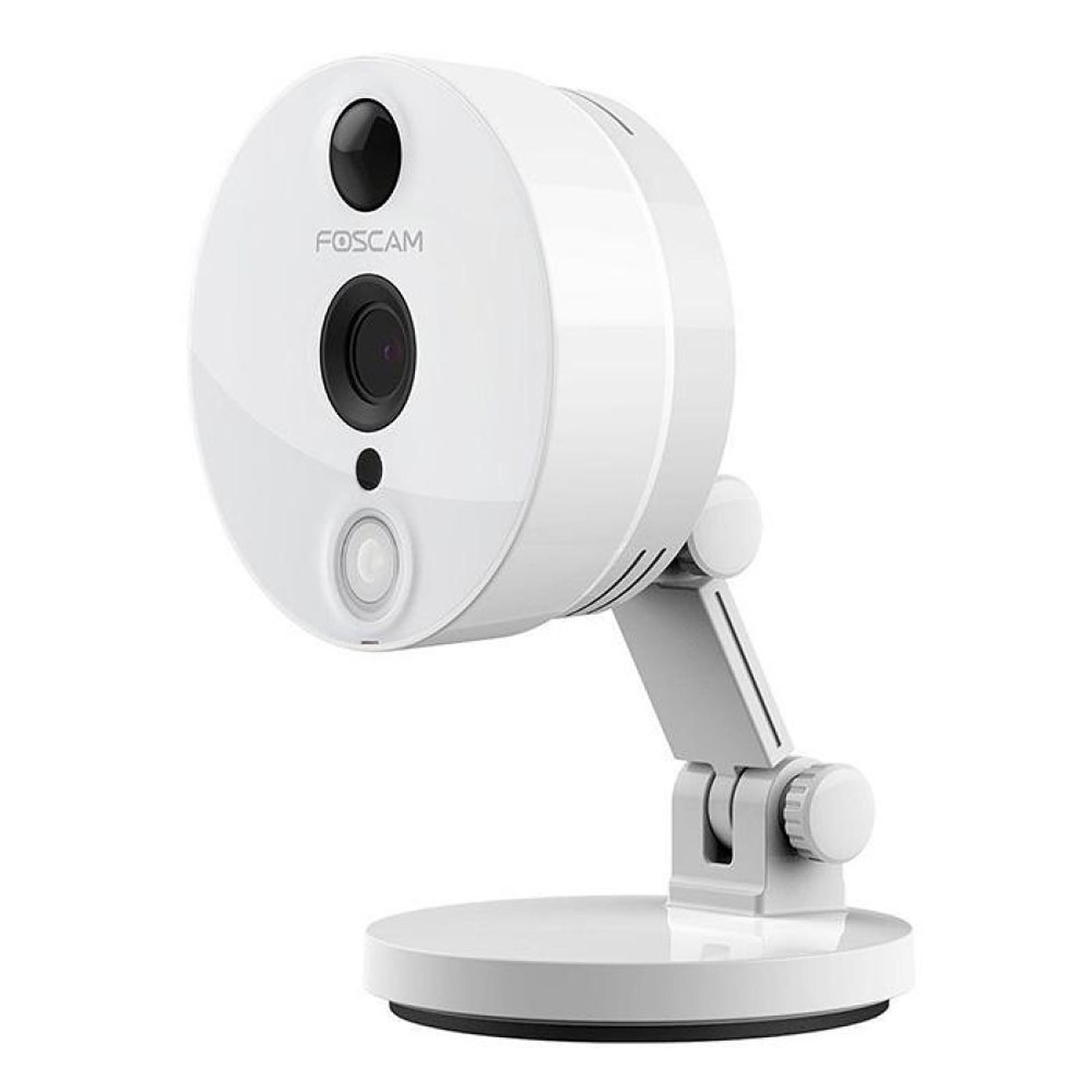 Foscam Caméra Intérieure Ip C2 Wifi Fullhd Blanche FOS_FIC2WHITE