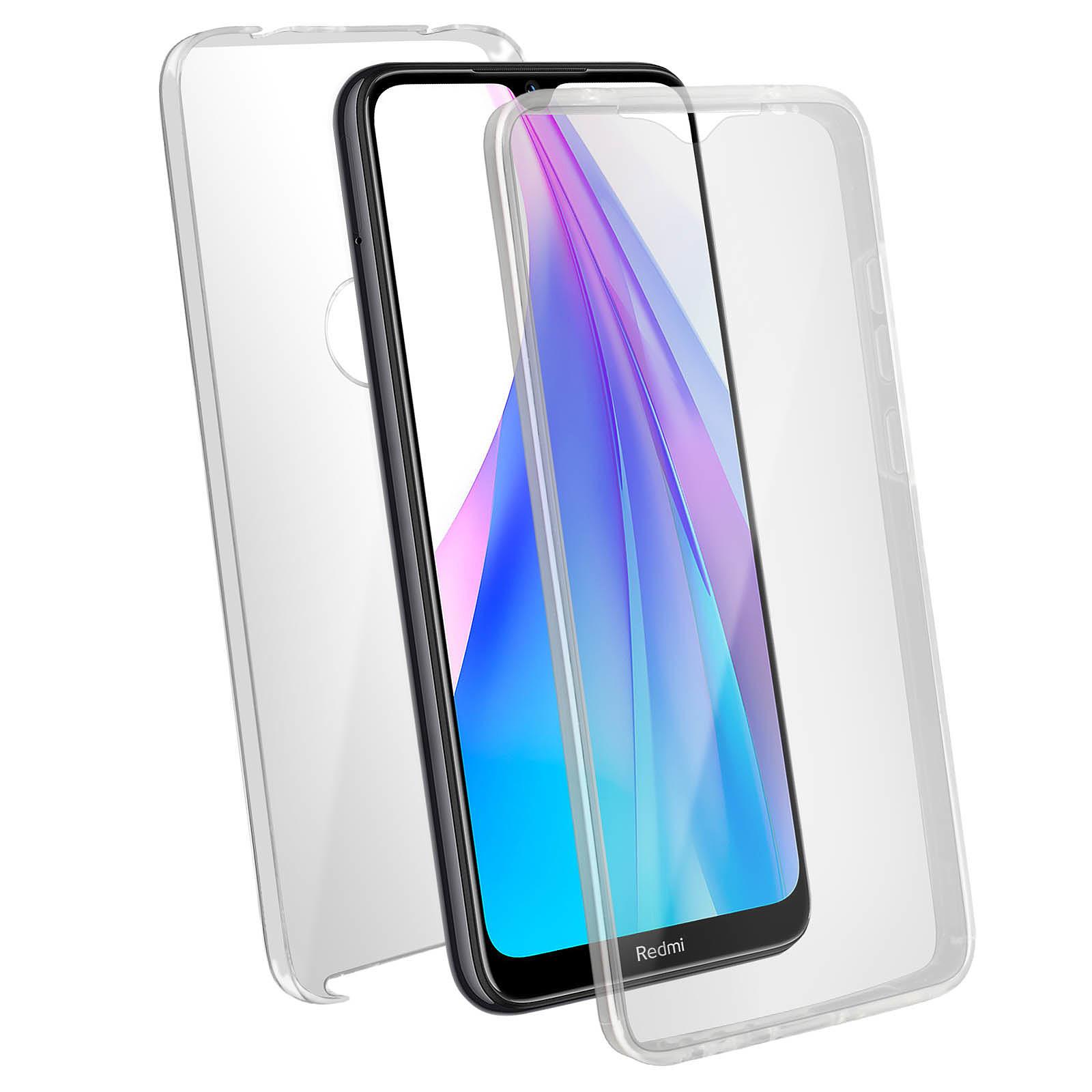 Avizar Coque Transparent pour Xiaomi Redmi Note 8T , Xiaomi Redmi Note 8