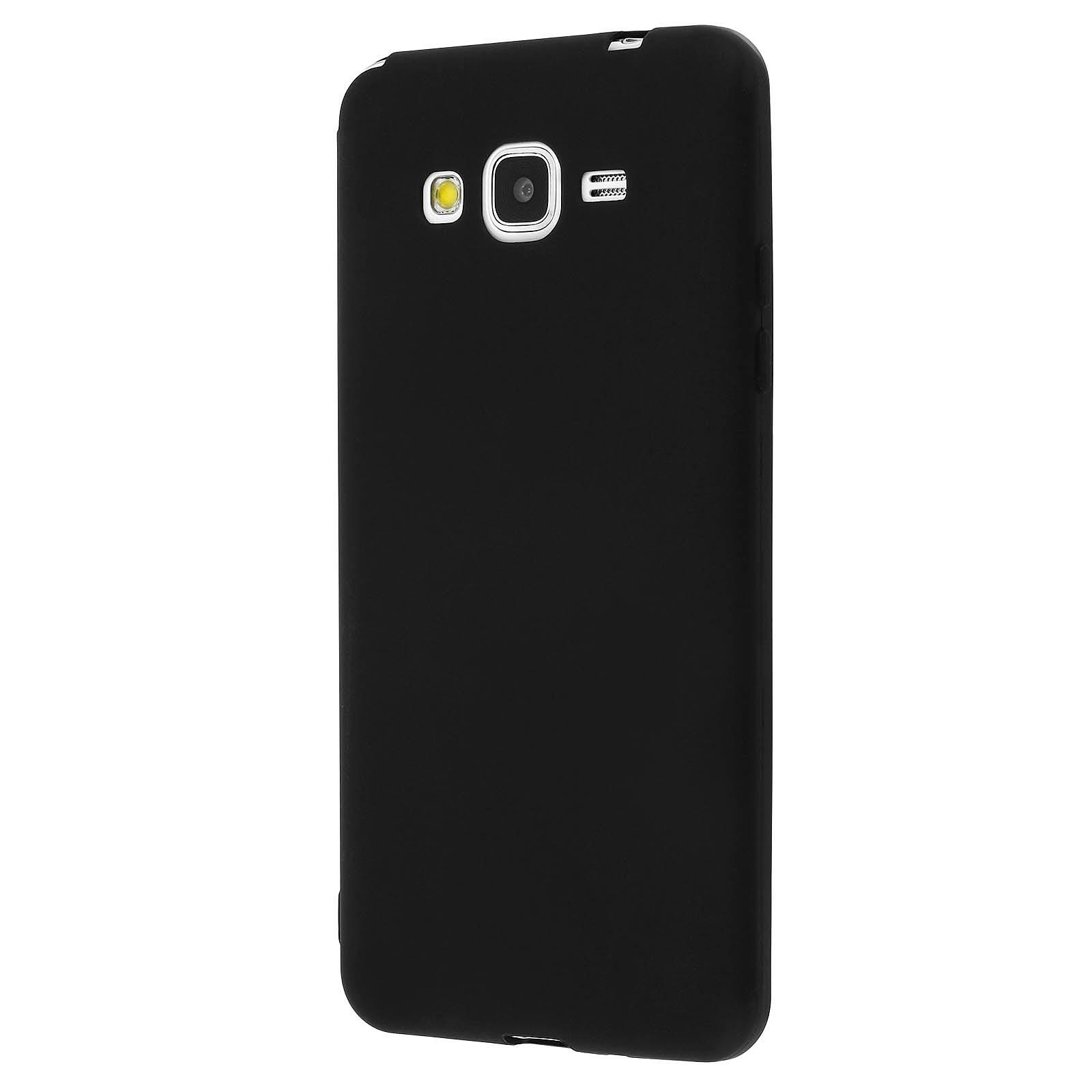 Avizar Coque Noir pour Samsung Galaxy Grand Prime
