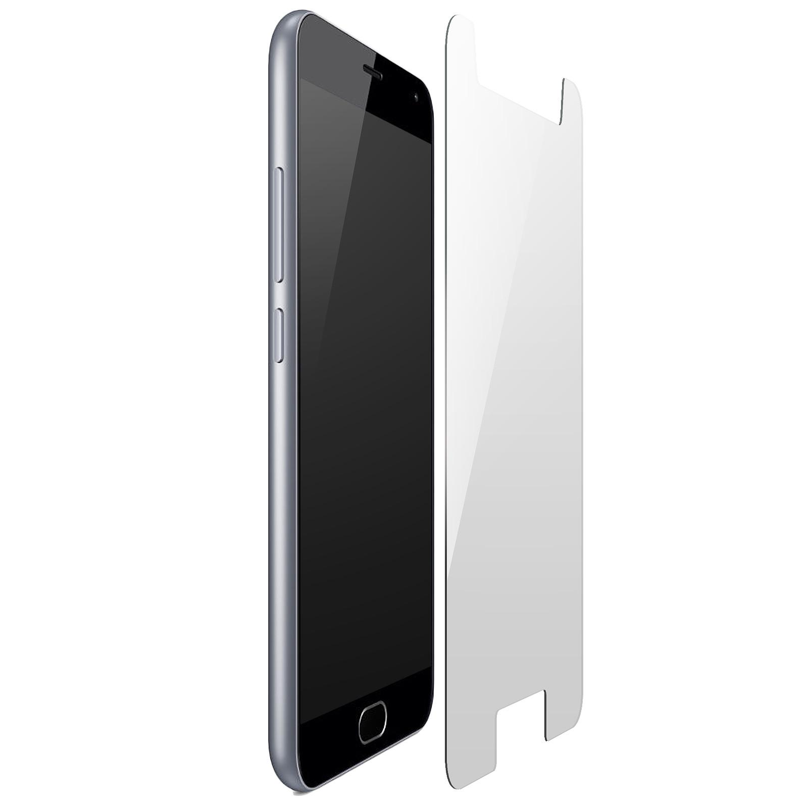 Avizar Film verre trempé Transparent pour Smartphones avec écrans taille 5.5''