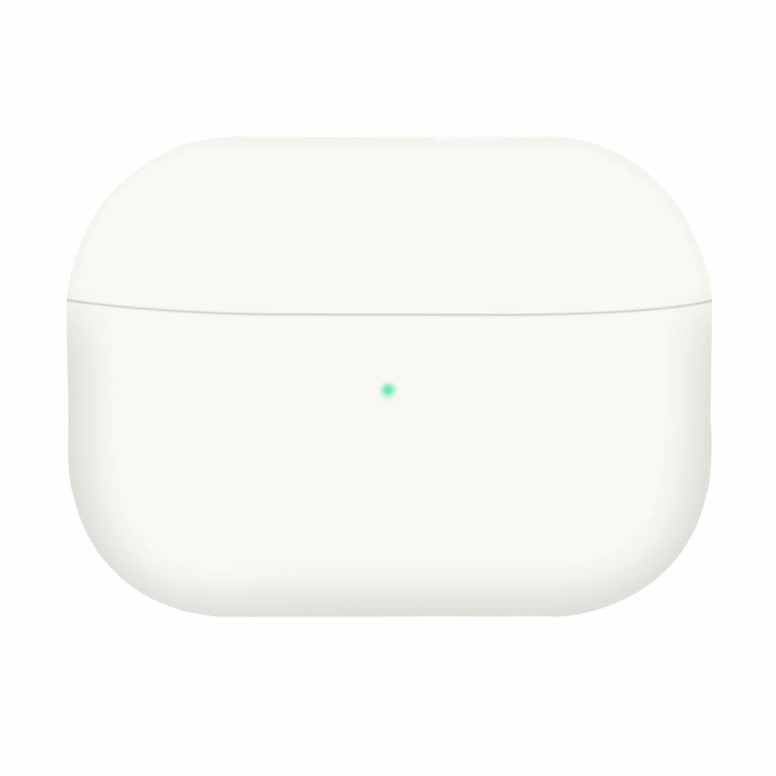 Avizar Coque Blanc pour Apple AirPods Pro