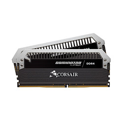 Corsair Dominator Platinum 16 Go (2x 8 Go) DDR4 3000 MHz CL15