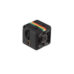 Yonis Mini caméra sport Noir Y-7413