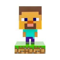 Minecraft - Veilleuse 3D Icon Steve