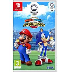 Mario et Sonic aux Jeux Olympiques Tokyo 2020 (Switch)