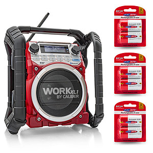 Caliber WorkXL1 Pack (WORK XL1 PACK) Achat Radio & radio