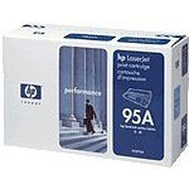 HP 92295A - Toner Noir (4000 pages à 5%)