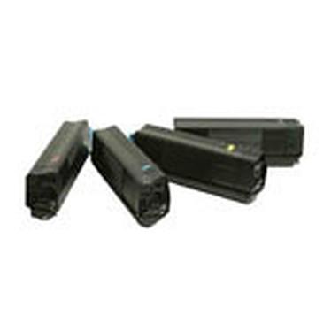 Oki 42403006 Oki 42403006 - Rainbow Kit - 4 Toners CMJN (5 000 pages à 5%)