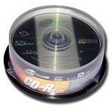 Tx CD-R 700 Mo Certifié 52x