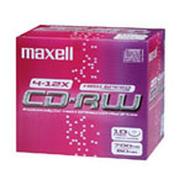 Maxell CD-RW (pack de 10)