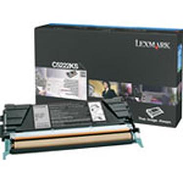 Lexmark C5222KS - Toner Noir Standard (4000 pages à 5%)
