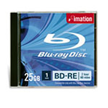 Imation BD-RE 25 Go Certifié 2x
