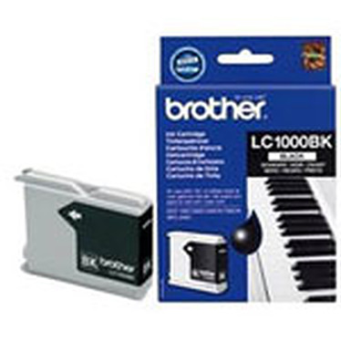 Brother LC1000BKBP2 Brother pack de 2 cartouches LC1000BK (Noir)