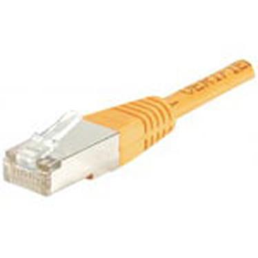 Câble RJ45 catégorie 5e FTP 5 m (Orange)