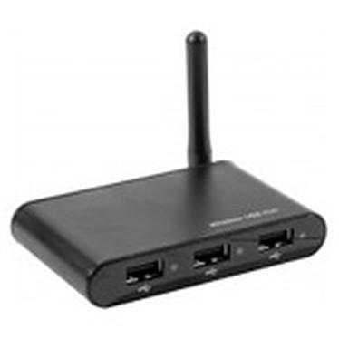Hub sans fil 4 ports USB 2.0