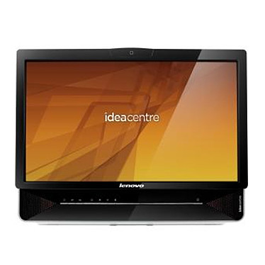 "Lenovo IdeaCentre B310 - PC Tout-en-un 21.5"" Tatcile Lenovo IdeaCentre B310 Tout-en-un - Intel Core i3-550 4 Go 500 Go Graveur DVD LCD 21.5"" Tactile Wi-Fi N Windows 7 Premium 64 bits"
