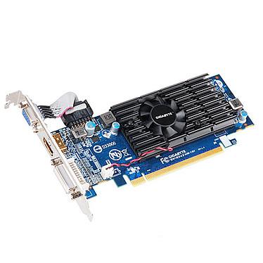 Gigabyte GV-R545HM-1GI HyperMemory 512 Mo (HyperMemory 1 Go) HDMI/DVI - PCI-Express (ATI Radeon HD 5450)