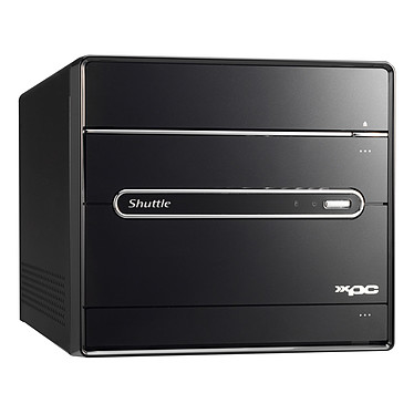 Shuttle SH67H7 Mini-Barebone (Intel H67 Express) Mini-Barebone (Intel H67 Express)