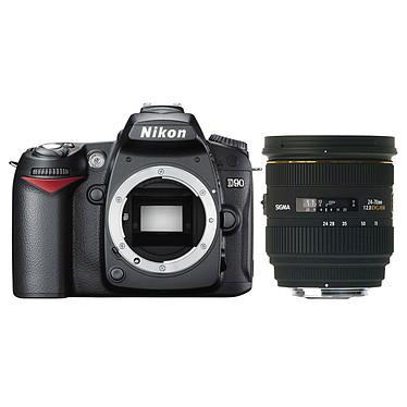 Nikon D90 + SIGMA 24-70mm F2,8 DG EX HSM