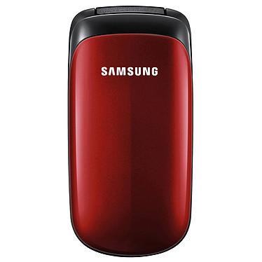 Samsung E1150 Ruby Red Téléphone 2G