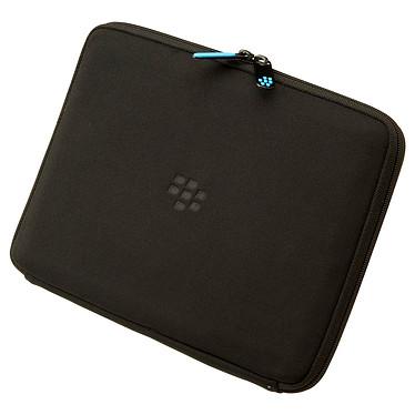 BlackBerry PlayBook Zip Sleeve Noir/Bleu BlackBerry PlayBook Zip Sleeve Noir/Bleu - Housse néoprène pour BlackBerry PlayBook