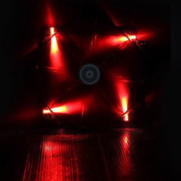 BitFenix Spectre LED Rouge 200 mm