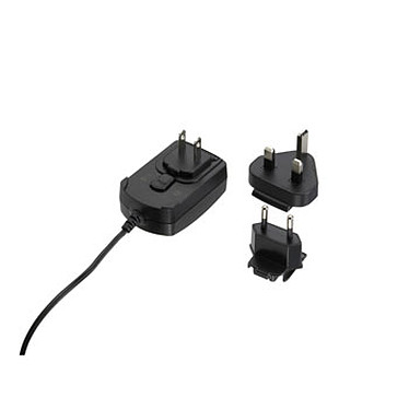 BlackBerry Chargeur international micro USB pour BlackBerry PlayBook