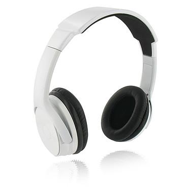 BeeWi BBH100 Blanc BeeWi BBH100 Blanc - Casque Bluetooth avec micro intégré