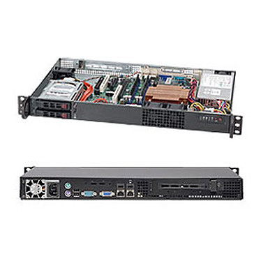 SuperMicro SuperChassis 510T-200B
