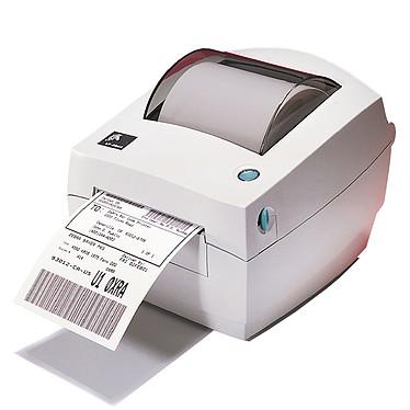 Zebra Technologies LP 2844 Zebra Technologies LP 2844 - Imprimante thermique direct avec prédécollage d'étiquettes (USB/Parallèle/Série)