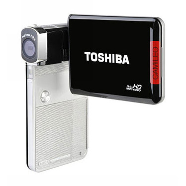 Toshiba Camileo S30 Noir Caméscope Full HD mémoire flash et carte mémoire