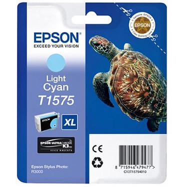 Epson T1575 Cartouche d'encre cyan clair