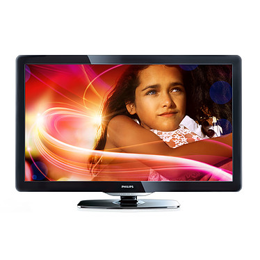 "Philips 42PFL4606H Téléviseur LCD Full HD 42"" (107 cm) 16/9 - 1920 x 1080 pixels - Tuner TNT HD - 100 Hz - HDTV 1080p - Port USB 2.0"