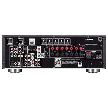 Yamaha RX-V671 Noir + Boston SoundWareXS 5.1 Noir pas cher