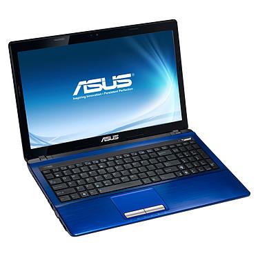 "ASUS K53SJ-SX249V Bleu Intel Core i3-2310M 4 Go 640 Go 15.6"" LED NVIDIA GeForce GT 520M Graveur DVD Wi-Fi N/Bluetooth Webcam Windows 7 Premium 64 bits (garantie constructeur 2 ans)"