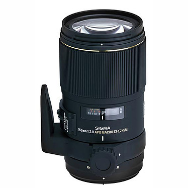 Sigma APO MACRO 150mm F2.8 EX DG OS HSM monture Canon