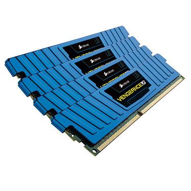 Corsair Vengeance Low Profile Blue Series 16 Go (4 x 4 Go) DDR3 1866 MHz CL9