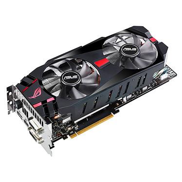 ASUS MATRIX GTX580 P/2DIS/1536MD5 1536 Mo Dual DVI/HDMI/DisplayPort - PCI Express (NVIDIA GeForce avec CUDA GTX 580)