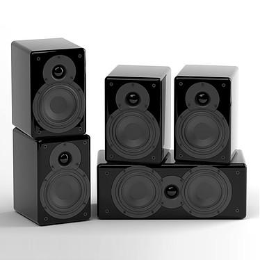 Scansonic HC-400 Noir Pack d'enceintes 5.0