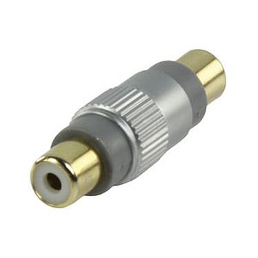 Coupleur haute qualité RCA Femelle/Femelle