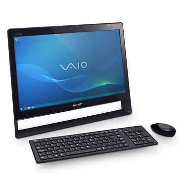 "Sony VAIO VPC-J21M9E Sony VAIO VPC-J21M9E - Intel Core i3-2310M 4 Go 500 Go LCD 21.5"" Tactile Graveur DVD Wi-Fi N Webcam Windows 7 Professionnel 64 bits"