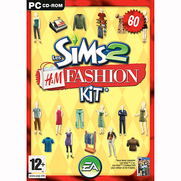 Les Sims 2 Kit : H&M Fashion (PC)