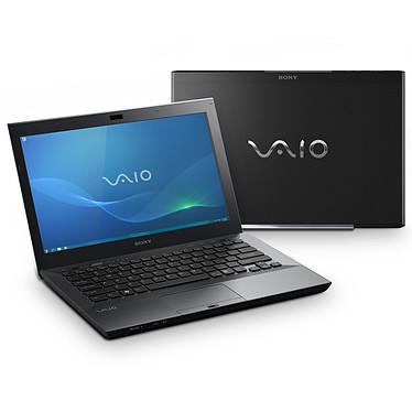 "Sony VAIO SB2P9E/B Intel Core i3-2310M 4 Go 500 Go 13.3"" LED AMD Radeon HD 6470M Graveur DVD Wi-Fi N/Bluetooth/3G Webcam Windows 7 Professionnel 64 bits"